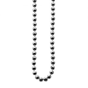 Sterling Silver 28″ Bead Chain