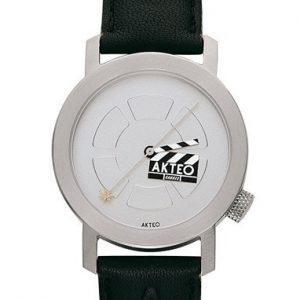 Akteo Cinema Clap Stainless Steel Watch