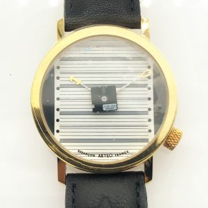 Akteo Computer Stainless Steel Watch