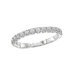 Sterling Silver Matching Wedding Band